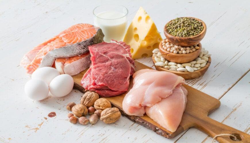 nguồn thực phẩm chứa peptide