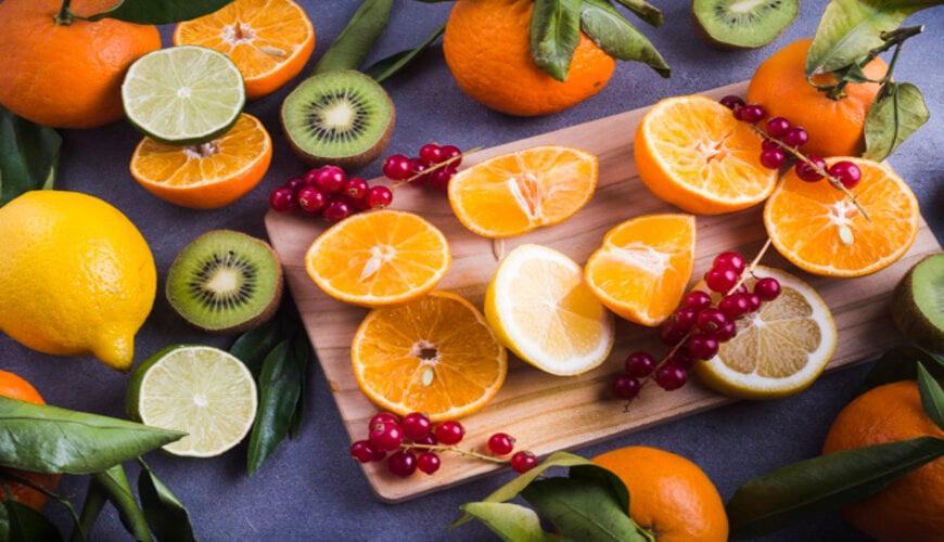 trái cây rất tốt cho da mặt