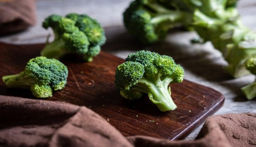 bông cải xanh làm đẹp da
