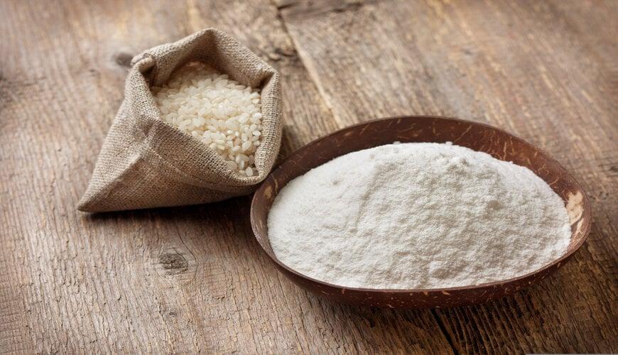 tự làm sữa rửa mặt bằng cám gạo