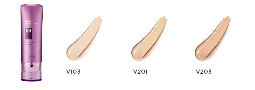Kết quả hình ảnh cho BB Cream Fmgt Power Perfection 20g #V201 Apricot Beige (Mini) Fmgt