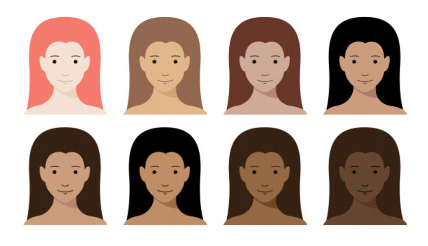 vai trò của melanin