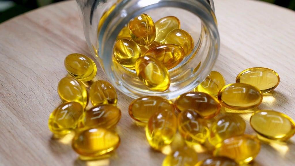 vitamin E chống lão hóa