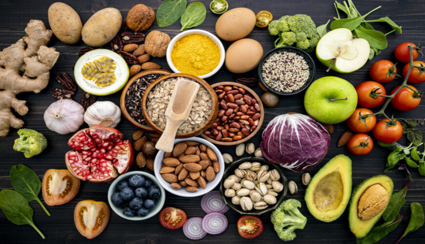 thực phẩm bổ sung Vitamin E