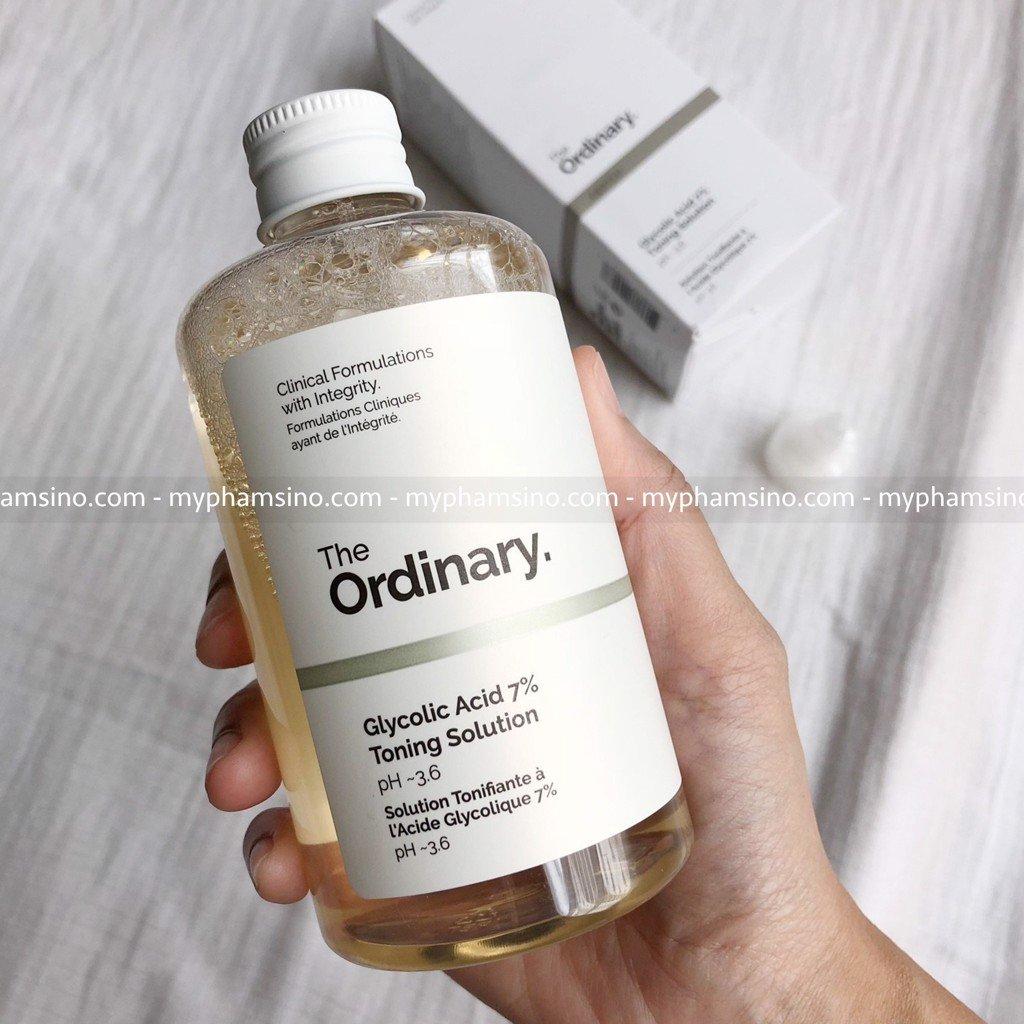 The Ordinary Glycolic Acid 7% Toner
