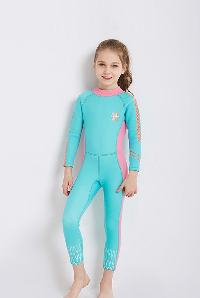 Đồ bơi giữ nhiệt wetsuit Xmanta mint