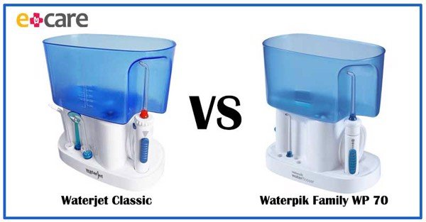 waterjet VS waterpik