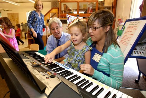Bé bao nhiêu tuổi có thể học được đàn organ