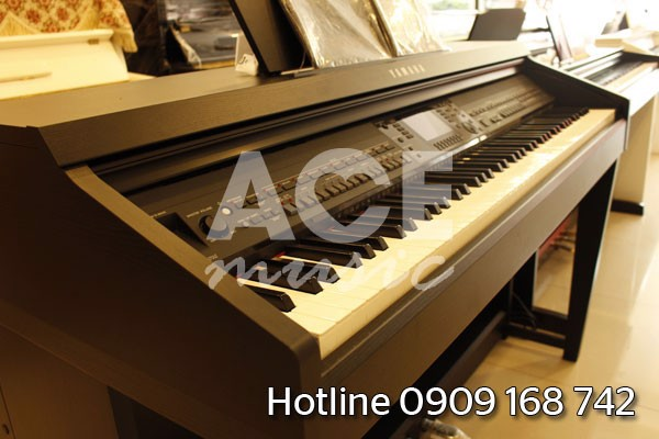 dan piano dien yamaha cvp-601 digital piano