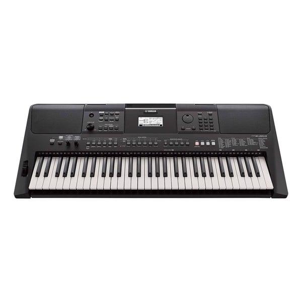 Đánh giá chi tiết đàn organ Yamaha PSR E463