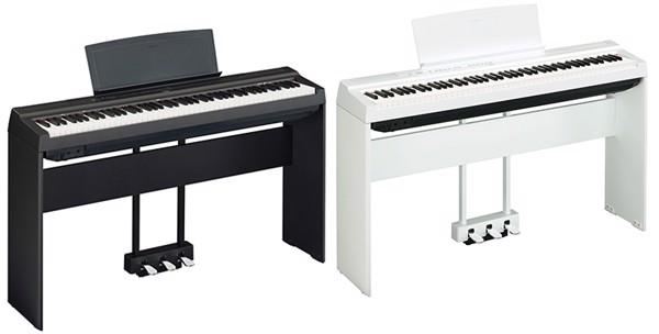Khám phá những tính năng nổi bật của đàn piano điện Yamaha P-125