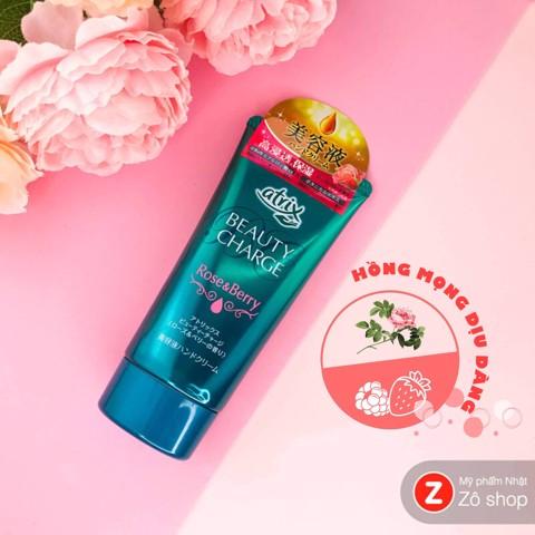 Kem tay Nhật Bản tốt nhất - Atrix Beauty Charge