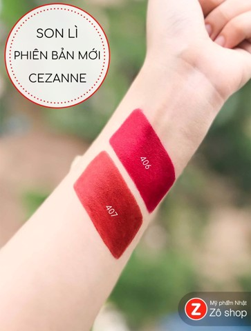 Son lì Cezanne Lasting Lip Color N