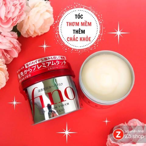 Ủ tóc Fino - Premium Touch