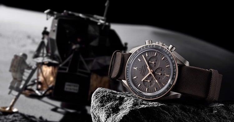Khám phá 5 điều thú vị nhất của thương hiệu đồng hồ Omega