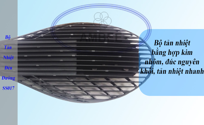 LED Street Light Radiator ss017