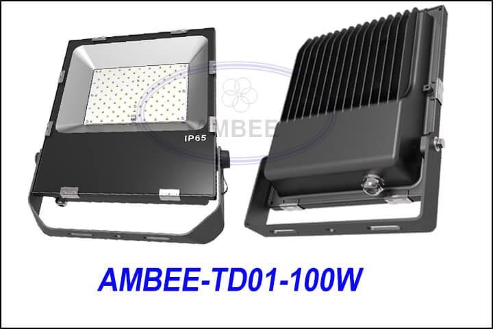 TD01 - Đèn LED Pha Công Nghiệp tinh tế
