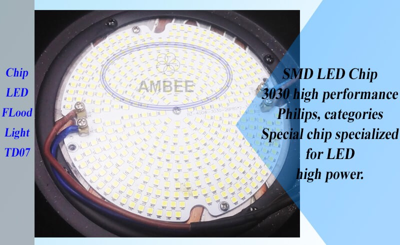TD07 - LED Flood Light bền