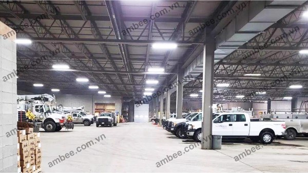 Đèn Led Nhà Xưởng Linear 185W