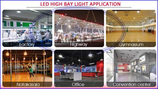 Ứng dụng đèn led nhà xưởng trong sản xuất công nghiệp
