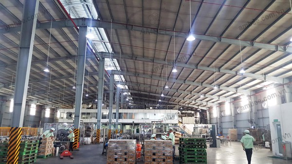 Đèn Led Nhà Xưởng SS202 150W
