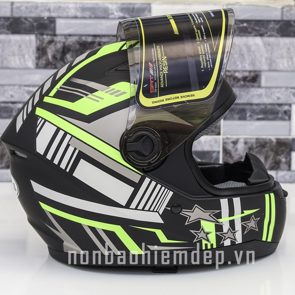 MBH fullface Royal M136