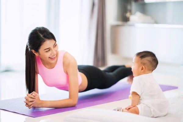 Các cách để giảm cân giảm mở bụng sau sinh hiệu quả