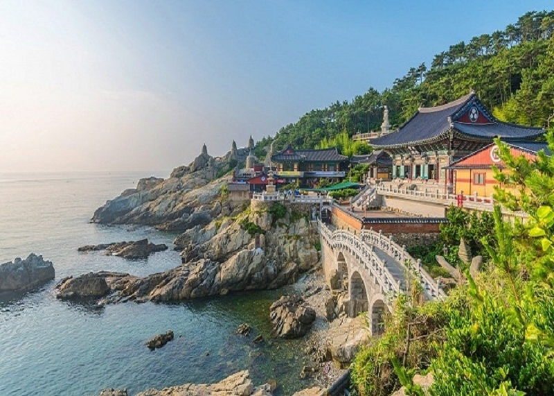 đềnHaedong Yonggungsa
