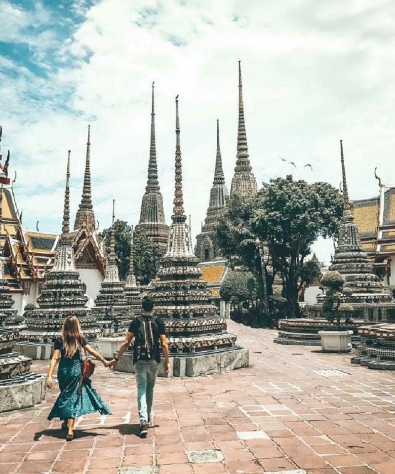 các chùa ở thái lan