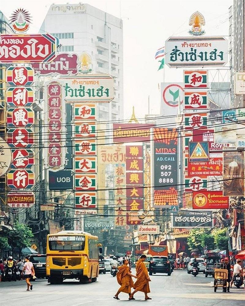 các điểm du lịch bangkok