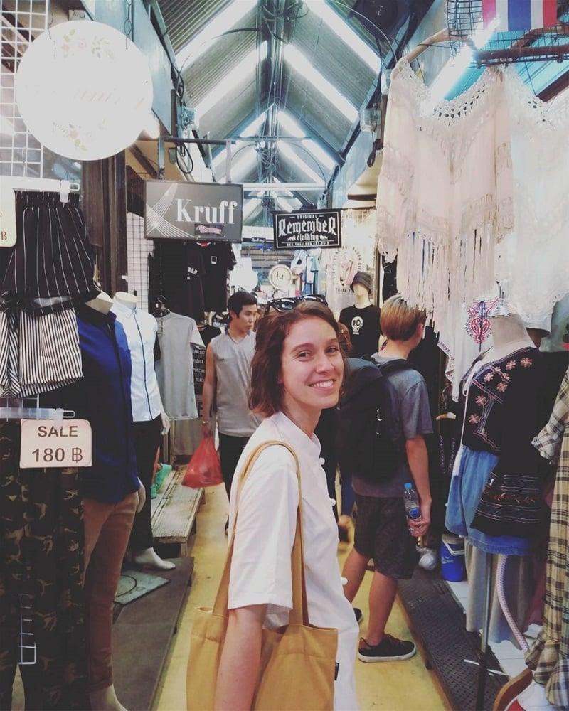 chợ chatuchak ở thái lan