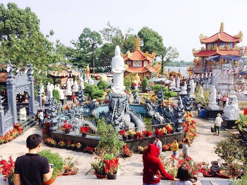 chùa Châu Đốc 3 quận 9