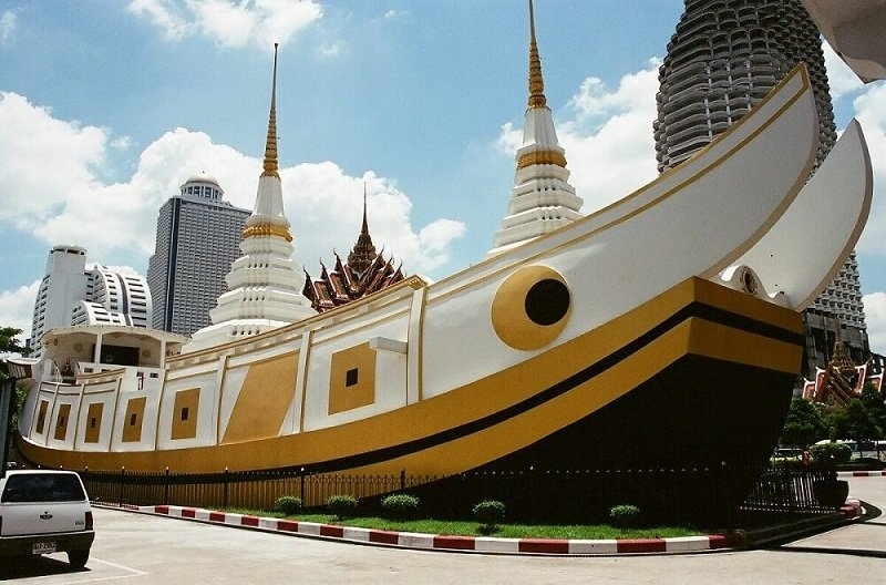 chùa nổi tiếng thái lan