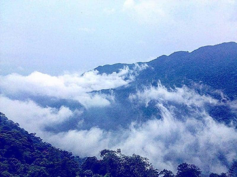 biển mây ngàn tam đảo