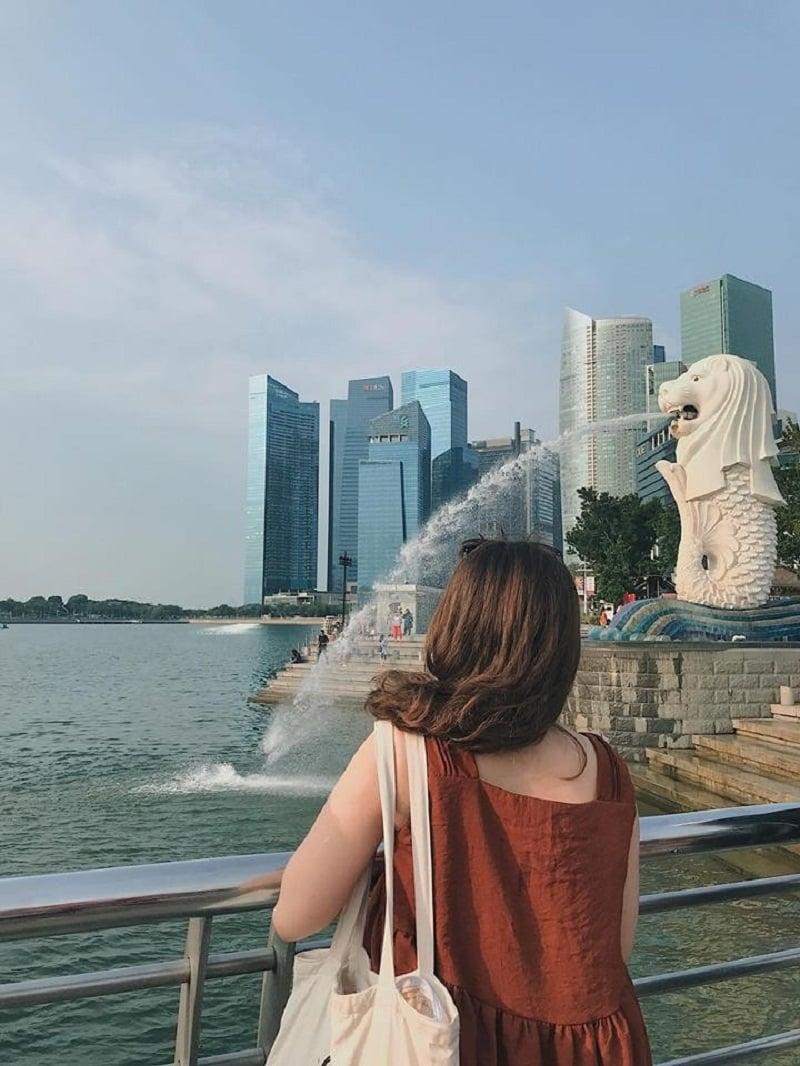 đi du lịch singapore