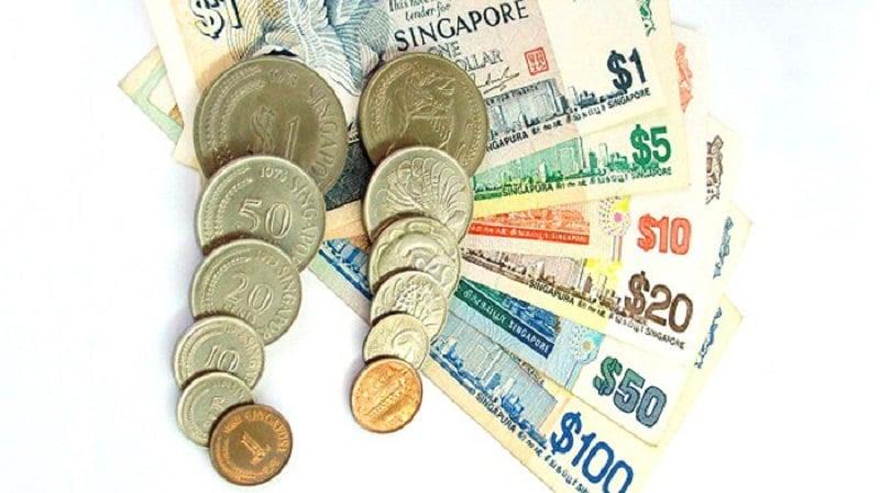 Đổi tiền singapore ở đâu