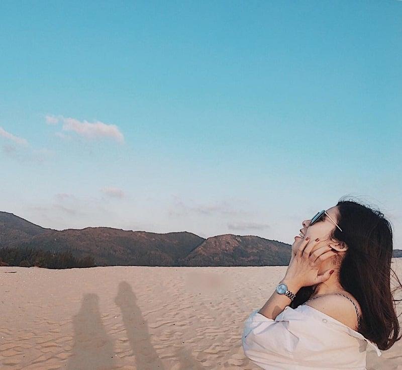đồi cát Bình Thuận