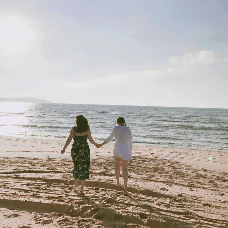 những bãi biển đẹp ở bình thuận