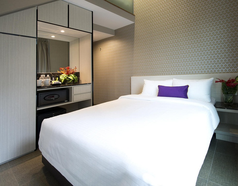 khách sạn 3 sao ở singapore