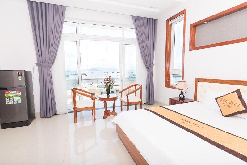 Khách sạn sao maiVungx Tàu