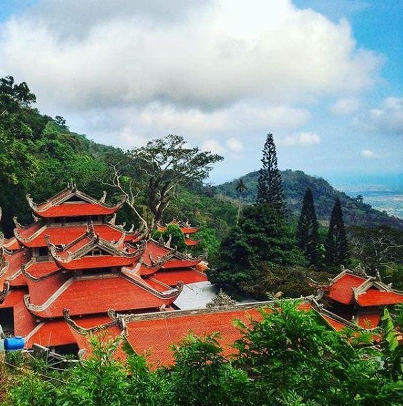khu du lịch núi Tà Cú Bình Thuận