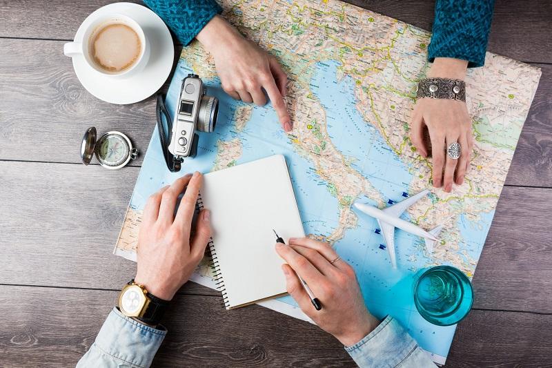 Lên kế hoạch trước khi đi du lịch