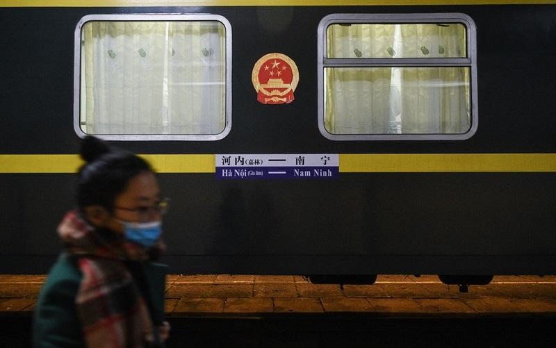 Tàu từ Hà Nội đến Nam Ninh