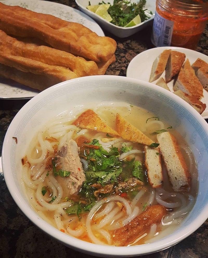 đặc sản Binh Thuận