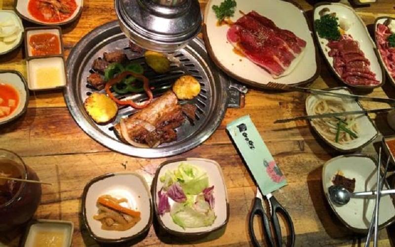 Nhà hàng Hàn Quốc Vũng Tàu
