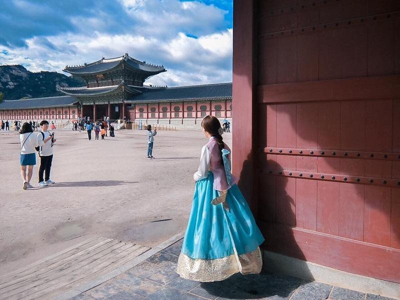 những địa điểm du lịch ở seoul
