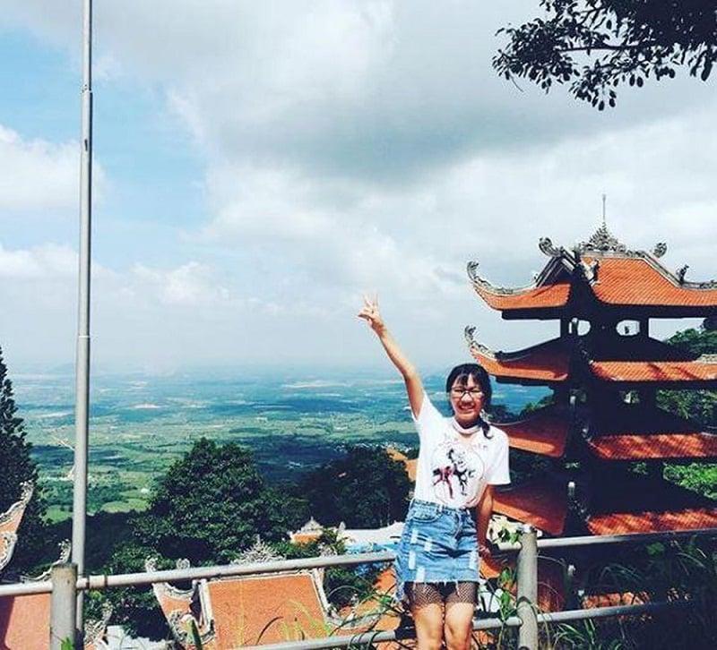 núi Tà Cú Bình Thuận
