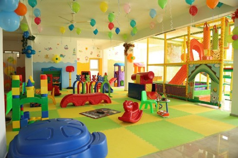 khu vui chơi cho trẻ em ở quận 7