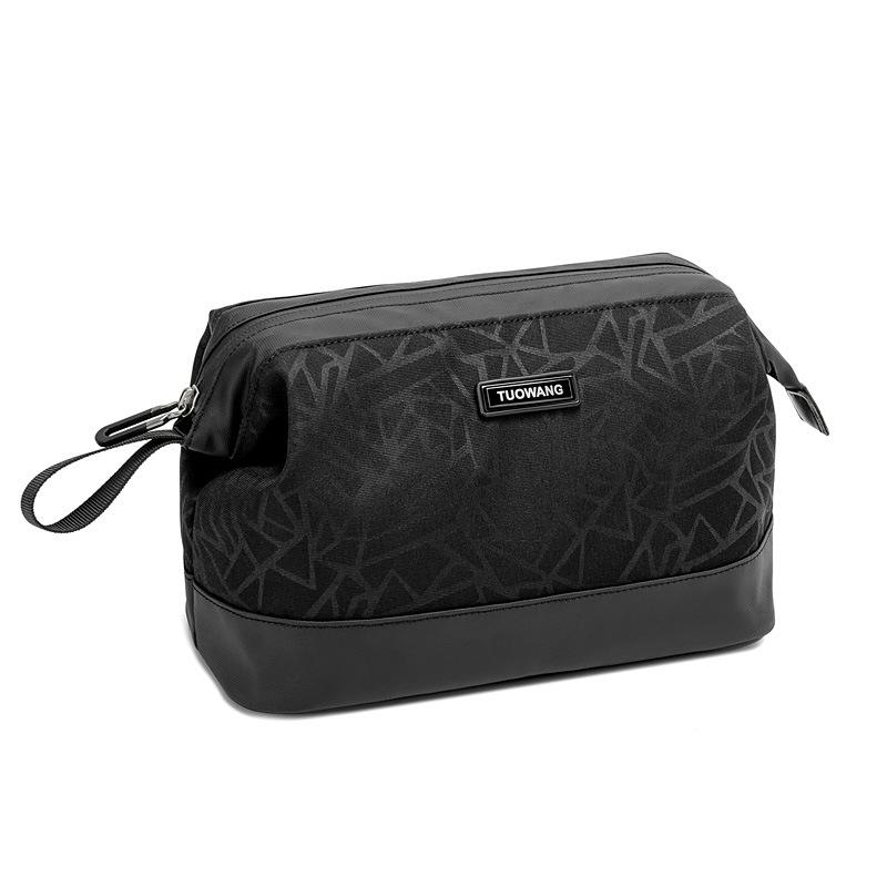 Túi đựng đồ cá nhân nam 1 ngăn Tuowang 191281 màu đen