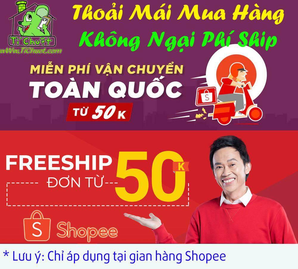Hướng dẫn đặt hàng trên Shopee để được Freeship cho đơn >50k !